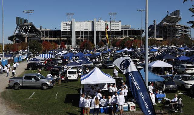 Penn State, college football eye benchmarks for return to ...
